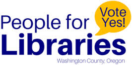 """Vote """"Yes"""" for libraries"""