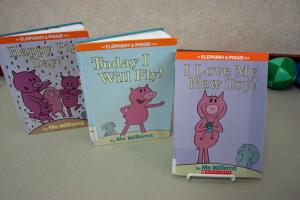 Mo Willems book party