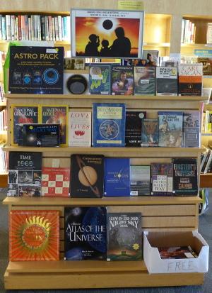 Eclipse day books